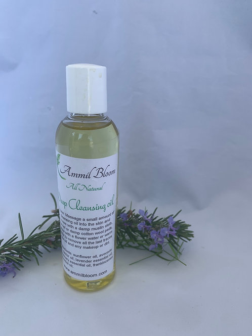 Deep Cleansing Oil - Silky Makeup Remover 4 oz