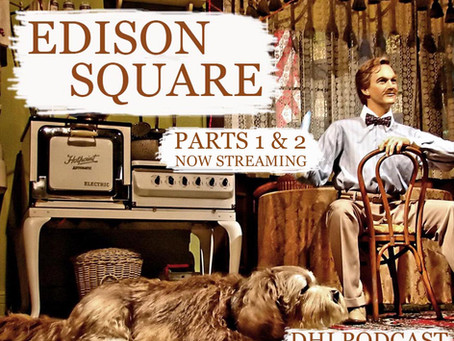 Bandcamp Exclusive: Edison's Square Parts 1 & 2