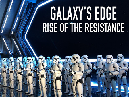 Galaxy's Edge Pt. 6 - Rise of the Resistance