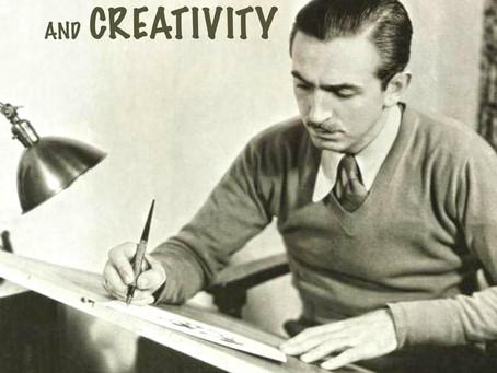 Walt Disney and Creativity