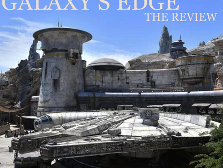 Galaxy's Edge - The Review