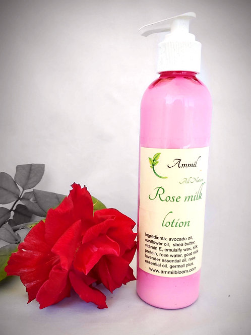 Rose Milk  Lotion