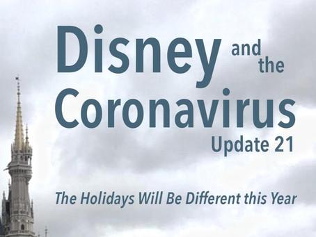 DHI Podcast: Disney and the Coronavirus - Update 21