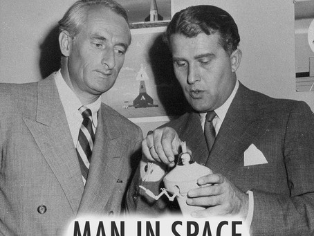 Man in Space - Disney and NASA