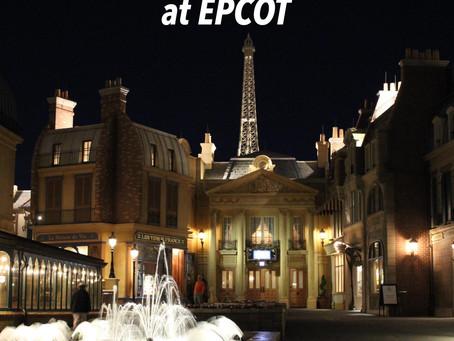 Impressions de France at EPCOT