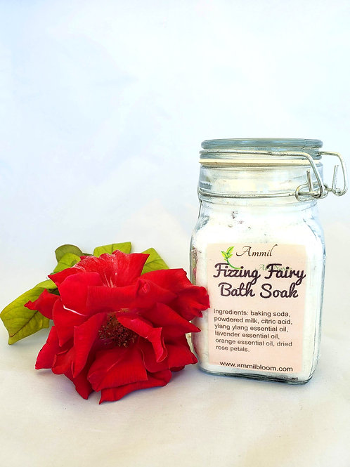 Fizzing Fairy Bath Soak - 8 oz.