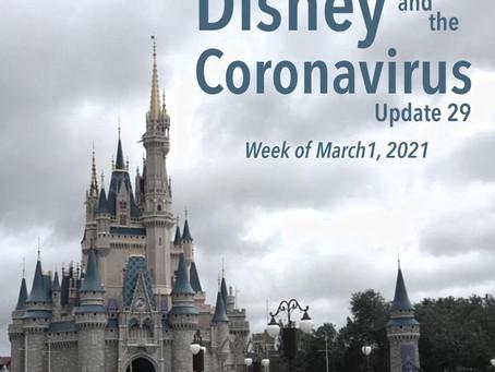 DHI Podcast: Disney and the Coronavirus - Mar 1, 2021