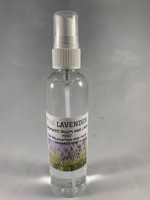 Ammil's Lavender aromatic room and linen mist