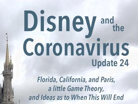 DHI Podcast - Disney and the Coronavirus - Update 24