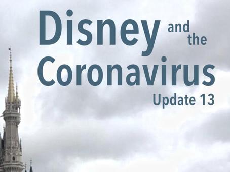 DHI Podcast - Disney and the Coronavirus - Update 13