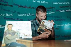 Lançamento livro de Rodrigo Hilbert