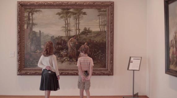 Nael und Sarah, Jan II Brueghel, Noli me tangere, 1630, huile sur toile. © Nancy, Musée des Beaux-arts, cliché Ville de Nancy. Foto: M.C., August 2020