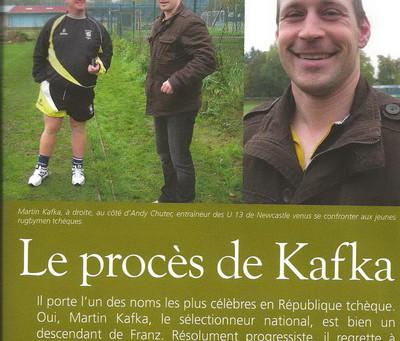 Midi Olympique: Kafkův soud