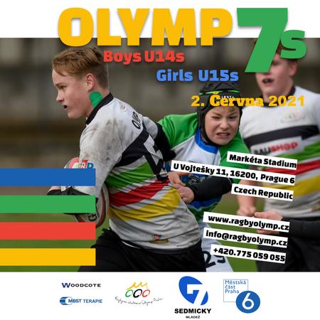 Olymp Sevens 2. června 2021