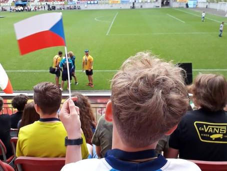 Účast na hrách United World Games v Klagenfurtu, závěrečná zpráva