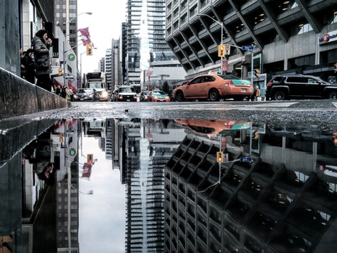 Parallel Worlds of Toronto