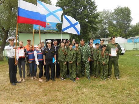 Гребно-парусную регату воспитанников кадетских классов и военно-патриотических клубов морской направ