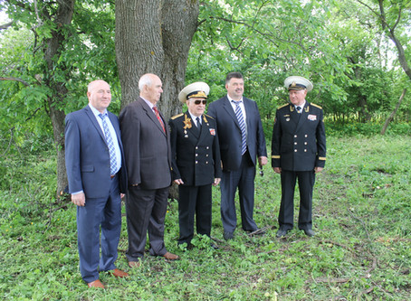 Открытие музея военной династии Касатоновых