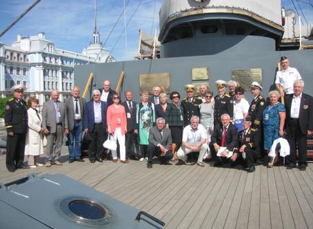 Международный форум подводников