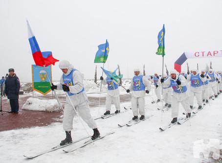 Лыжный переход по маршруту Белгород – Рязань