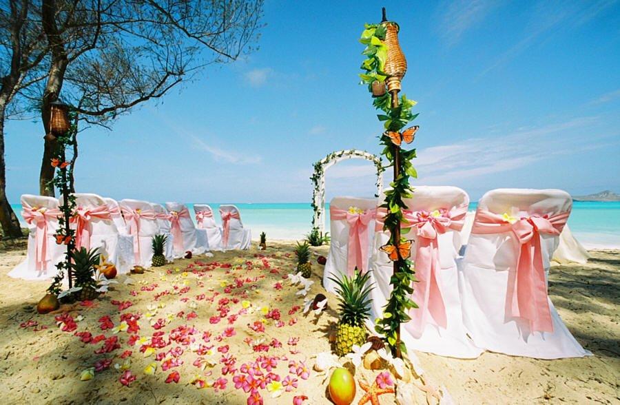 MANGO BEACH WEDDING MAURITIUS