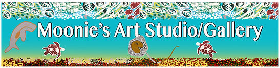 Moonie's Art Studio/Gallery