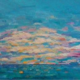 Roz Turner's Sunset at Cable Beach