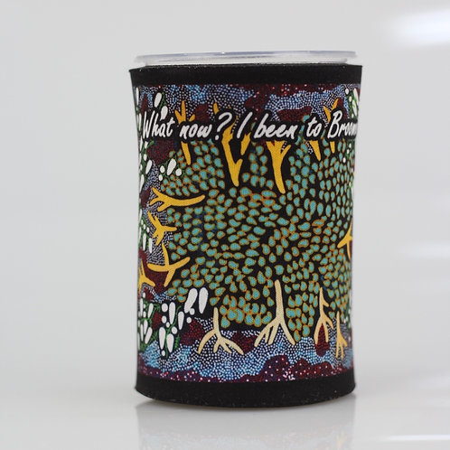 Stubby Holder - Sacred Gubinge Trees