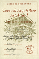 Cossack Award 1996