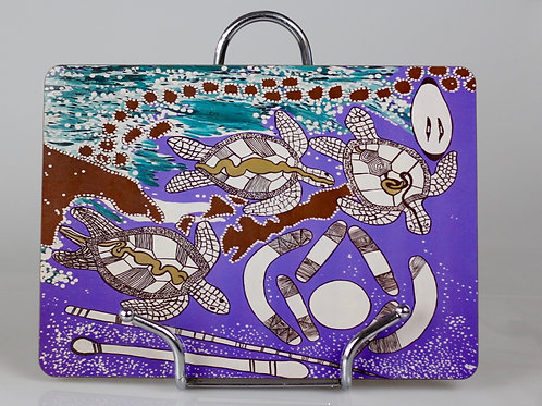 Table Mat -Traditional Fishing Season