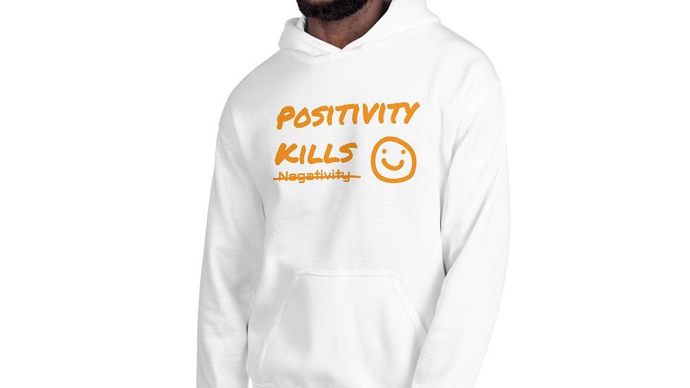 Positivity Kills Unisex Hoodie