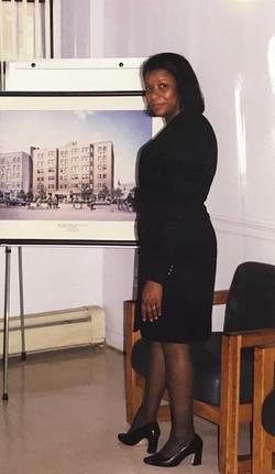 Violet Tabor Executive Director