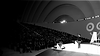 """Javier Cebreiros durante una conferencia en el """"Congreso emociona"""" ante 1600 personas."""