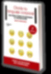"""Libro """"Olvida tu lenguaje corporal"""", sobre emociones y comunicación. Escrito por Javier Cebreiros y publicado en 2015 por Plataforma Editorial; va camino de la 4ª edición."""