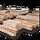 Thumbnail: Kleine Paulownia-Holz-Mengen
