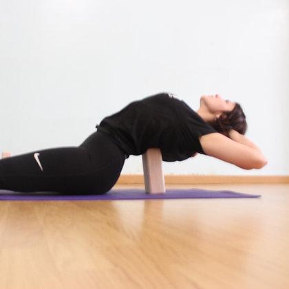 Paulownia-Holz-Yoga-Block