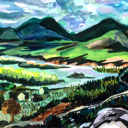 The Hills of Mtskheta