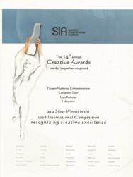 14th Summit Awards_Labaguette Logo_Silve