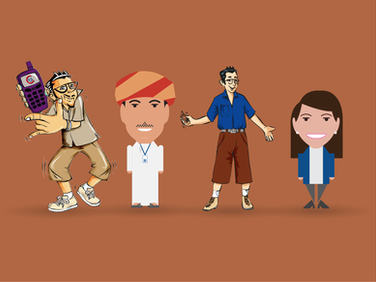 Characters Design