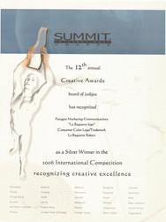 12th Summit Awards_La Baguette Logo_Silv