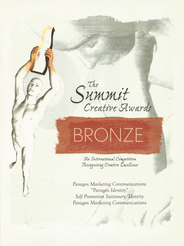 2004 Summit Awards_Paragon Identity_Bron