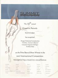 13th Summit Awards_Al Sirhan-Summer Coll