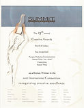 13th Summit Awards_Kuwait Times-No.1 Won