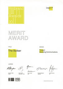 Hiiibrand Awards 2011_Merit Award_The Ba