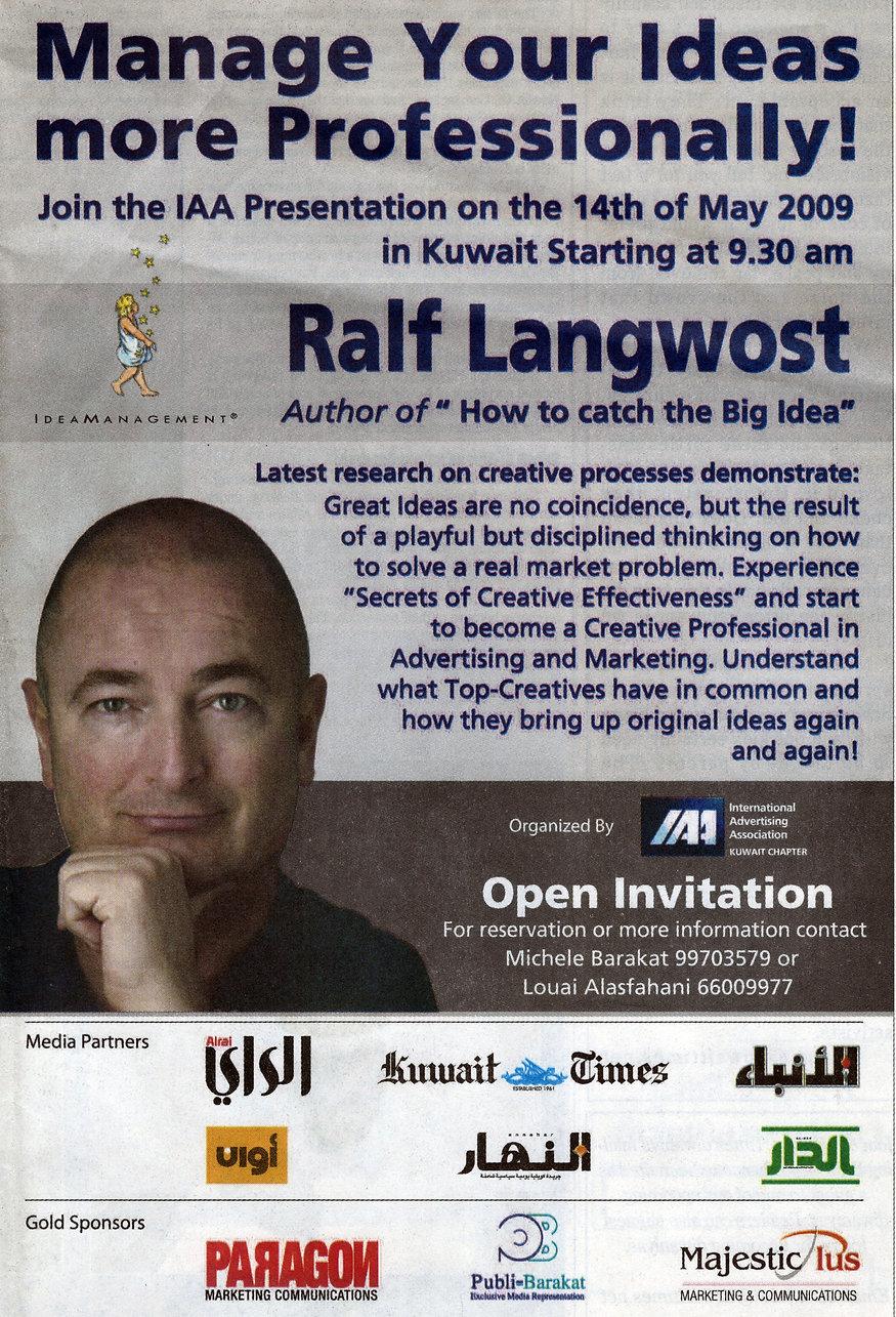 Kuwait Times Page 13 _ 10.5.2009.jpeg