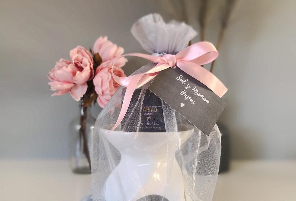 Luxury Gift Set - Leon Burner & Heart Melts