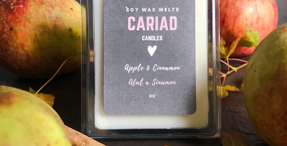 Apple & Cinnamon / Afal a Sinamon