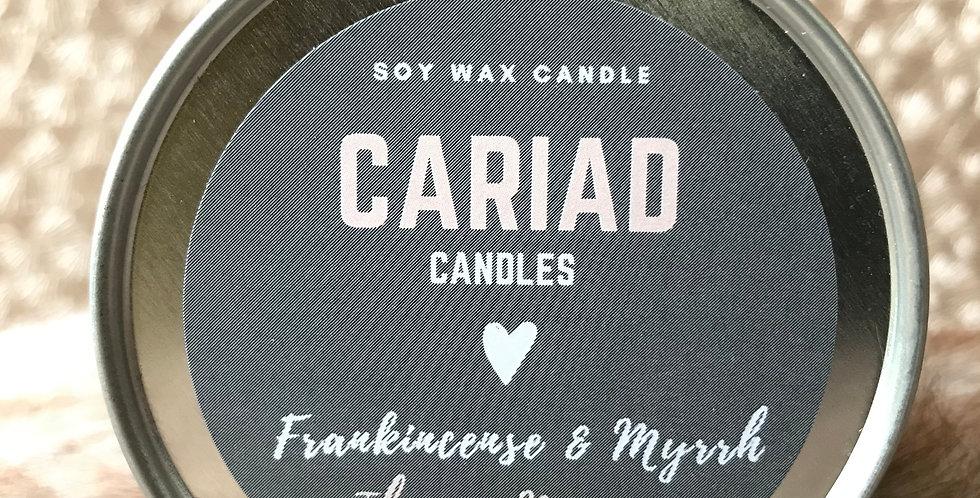 Frankincense & Myrrh / Thys a Myrr