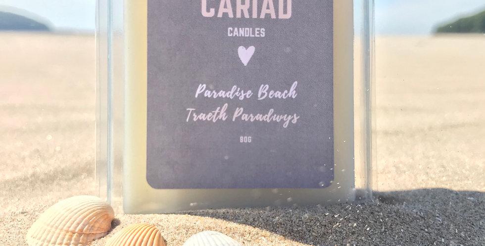 Paradise Beach / Traeth Paradwys