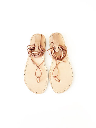 GAYA SANDALS NATURAL - SUMMER 2020